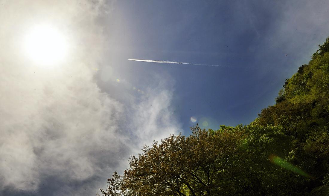 飛行機雲hp