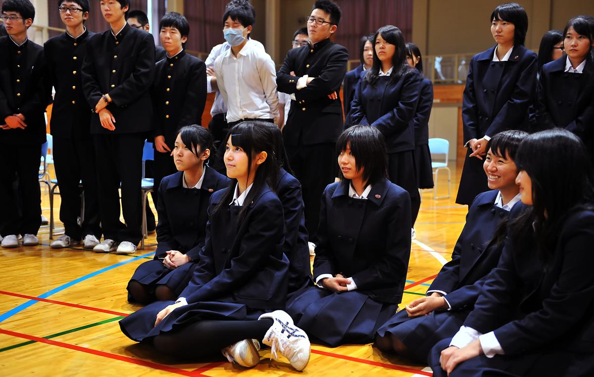 鰺ヶ沢高等学校