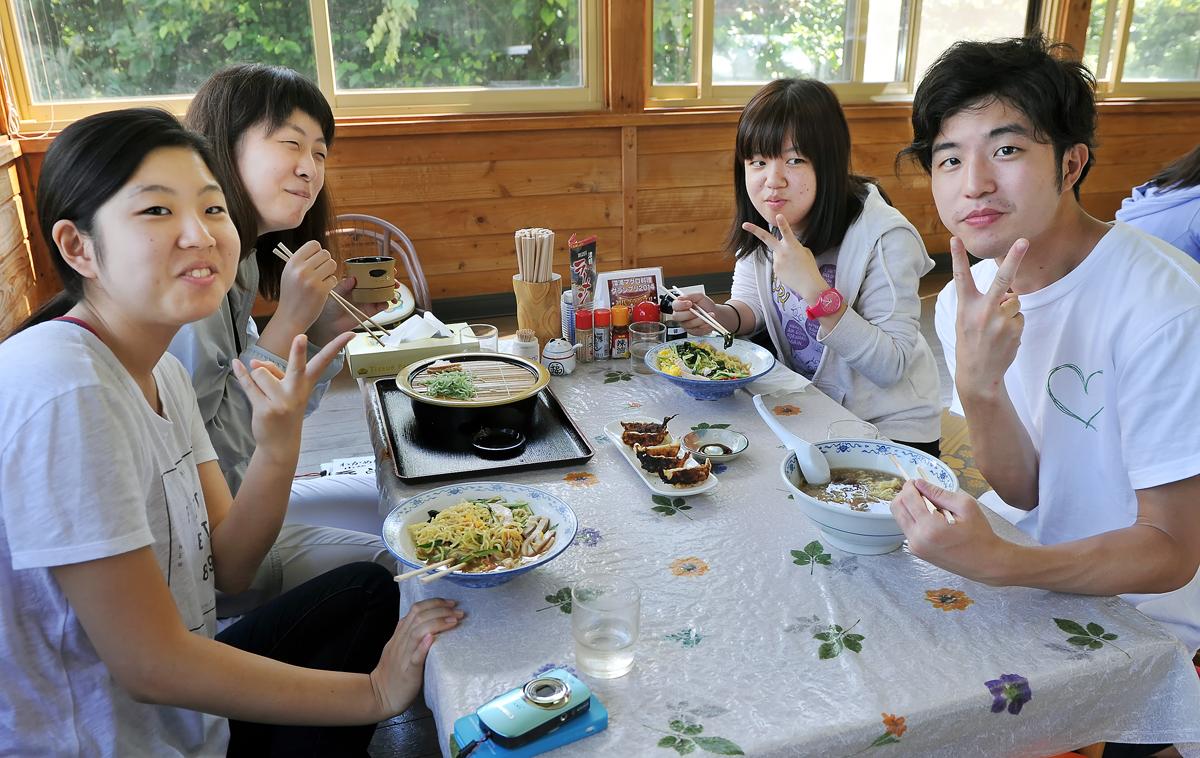 津軽ラーメン美味しい!